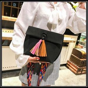 NEW FLORENCE Tassel Bag